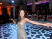 MICHELLE KWAN Royal Caribbean Promo Shots (4 Pics)