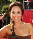 Cheryl Burke 2012 ESPY awards