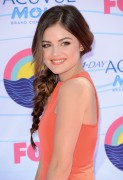Lucy Hale *ADDS* - 2012 Teen Choice Awards in California 07/22/12