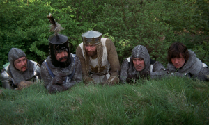 Monty Python i ¶wiêty Graal / Monty Python and the Holy Grail (1975) PL.720p.BDRip.XviD.AC3-ELiTE / Lektor PL