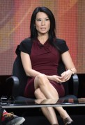 Lucy Liu - TCA Summer Press TourElementary Panel 07/29/12