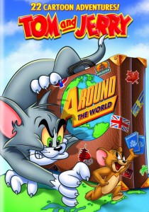 Tom And Jerry Around The World (2012) HDRip 720p