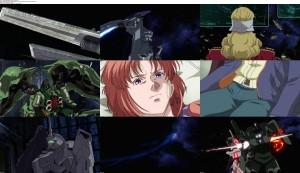 Download Mobile Suit Gundam Unicorn OVA 03 (2010) BluRay 720p 400MB Ganool
