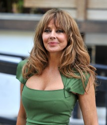 Carol Vorderman at the London Studios 5th September x22