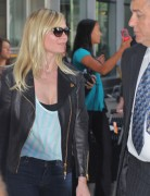 Kirsten Dunst - at an airport in Toronto 08/06/12